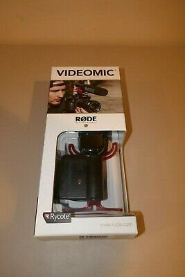 Rode VideoMic Pro with Rycote Lyre Shockmount NEW IN BOX