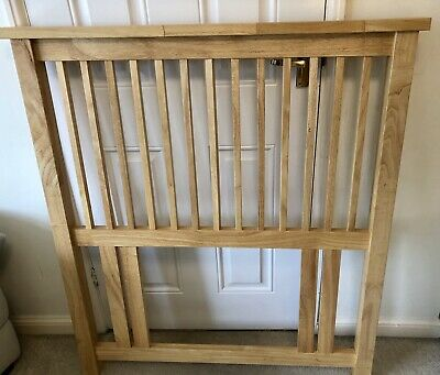 """Solid Wood """"Shaker Style"""" Headboard For Single Bed."""