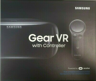 Samsung Gear VR with Controller NEW IN BOX ~~~2017 Edition~~~ SM-R325NZVAXAR