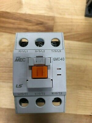 META MEC GMC-40 contactor Lot of 5