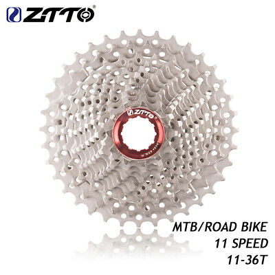 ZTTO 11 Speed Road MTB Bike Cassette 11/22S 11-36T Bicycle Freewheel Fit Shimano
