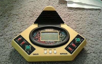 1970-1989 Vintage 1987 Video Technology Talking Play By Play Football Game