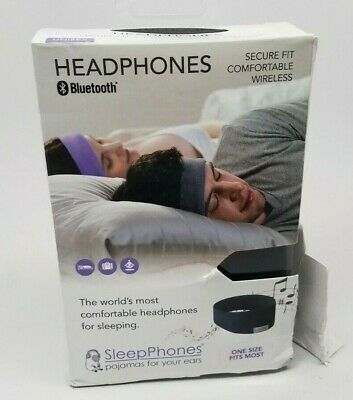 SleepPhones Pajamas for your ears One Size Fits Most