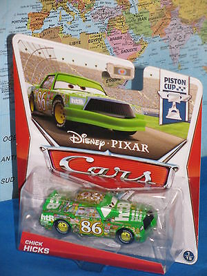 Disney Cars Launch /& RACER m1894 Chick Hicks