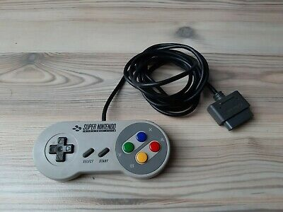 Super Nintendo Entertainment SNES original Controller gebraucht