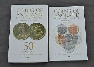 Lightly Used Spink Coins Of England 2015 + Decimal Issue