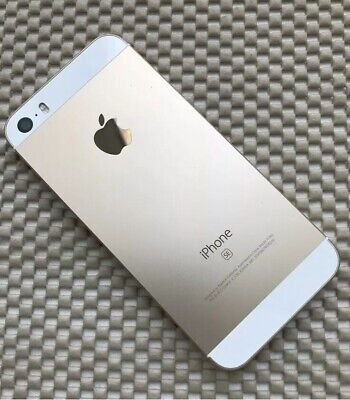 Apple iPhone SE - 32GB - Gold (Unlocked) Excellent Condition