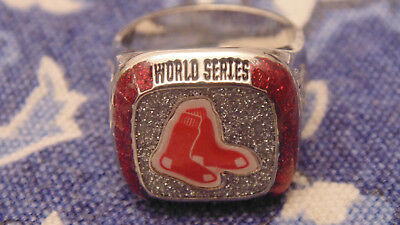 2018 Boston Red Sox 2013 Commemorative Coors Light World Series Ring