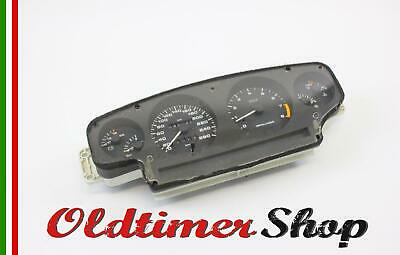 Fiat Coupe instruments cluster panel tacho dashboard speedometer