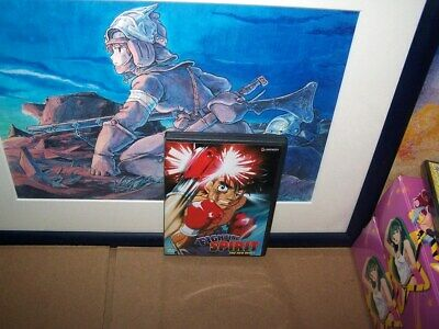 Fighting Spirit - Vol 10 - The Red Wolf - USED - Anime DVD - Geneon 2006
