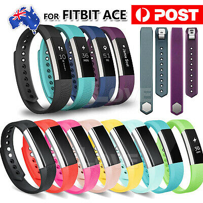 Replacement Silicone Band Strap Bracelet Wristband for FITBIT ACE Children's AU