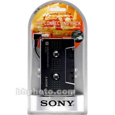 Walkman Car Connecting Pack for MD / CD Walkman (CPA-9C)
