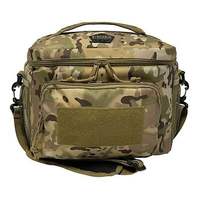 HSD Tactical Lunch Bag - Insulated Cooler, Lunch Box with MOLLE/PALS Webbing,...