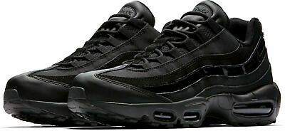 caf07594de MEN'S NIKE AIR Max 95 RM Running Shoes Black/Anthracite AT0042 001 ...