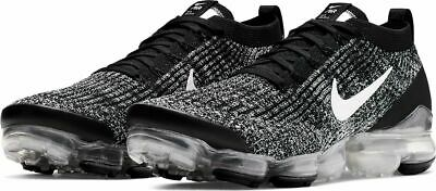 Nike Air Vapormax Flyknit 3 2019 Black/White Oreo 3.0 Mens Max Running All NEW