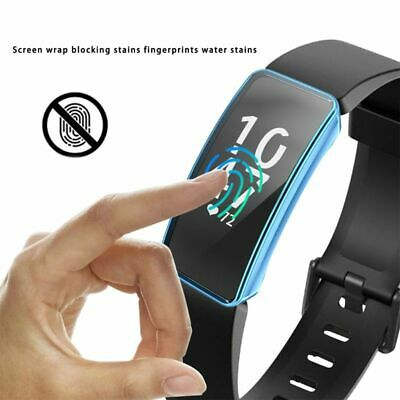TPU Smart Watch Case Cover Protective Shell Replacement for Fitbit Inspire HR