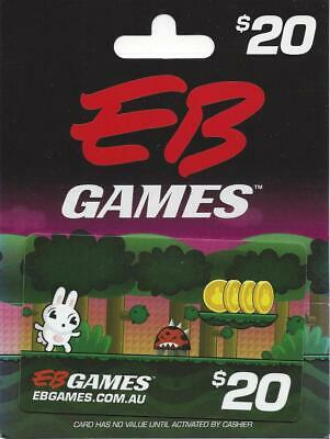 $20 EB Games Gift Card