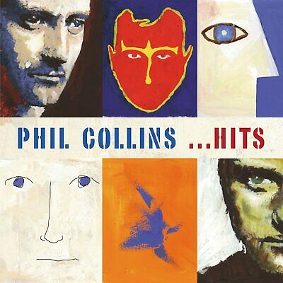 ...Hits by Phil Collins (CD, Oct-1998, Atlantic) *NEW* *FREE Shipping*