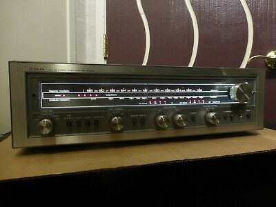 VINTAGE STEREO AMPLIFIER Luxman LV-112 HiFi Stereo Integrated Amp