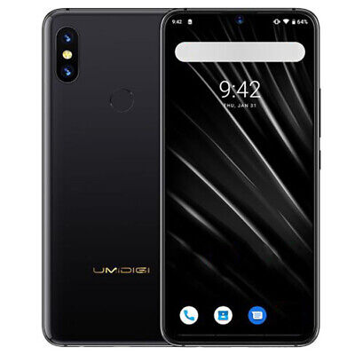 "UMIDIGI S3 Pro 4G 6.3"" Phablet Android 9.0 Octa Core 6GB+128GB Fingerprint Phone"