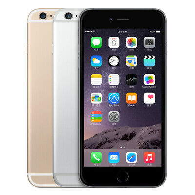 Apple iPhone 6 4G LTE 16/64GB/128GB Factory Unlocked Smartphone 3Color Touch ID