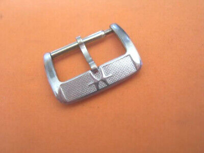 Vintage Nos 14Mm Hamilton Stainless Steel Watch Buckle                  *5707