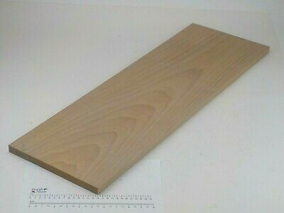 English Beech wood board.  255 x 795 x 18mm. Shelf, plank, woodwork craft. 3157A