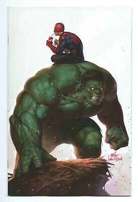 The Immortal Hulk 17 In-Hyuk Lee Variant Set Limited to 600 with COA