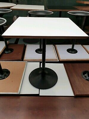 Commercial Square Bistro Table / Cafe Bar Tables