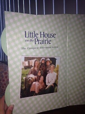 Little House on the Prairie - The Complete Television Series (DVD, 2008, 60-Disc