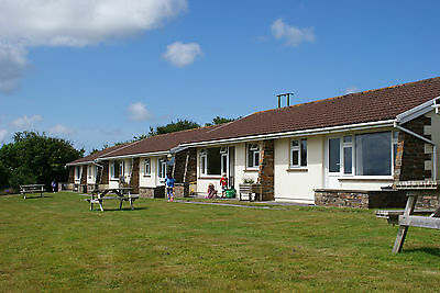 1 week Half Term Holiday for 4 in Cornwall