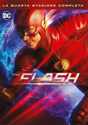 The Flash - Stagione 04 (5 Dvd) WARNER HOME VIDEO