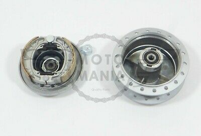 Front Hub with Brake Plate Honda SS50 SS70 SS90 CD50 90 CL50 90 Benley Cub C90