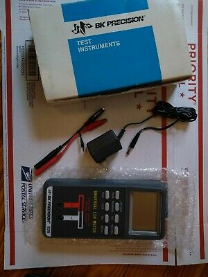 IN BOX BK PRECISION Universal LCR Meter Model 878