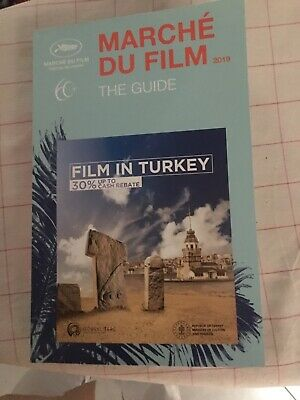The Guide -Officiel Festival  Cannes 2019 - Neuf - Producers Guide - 001