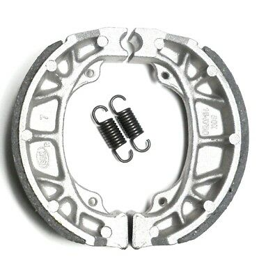 Jonway 50cc 4-Stroke Solana Scooter Rear Brake Shoes with Springs