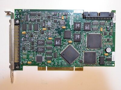 National Instruments PCI-6025E type 187573H-01 Digital I/O DAQ Board