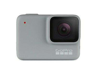 GoPro HERO7 White — Waterproof Digital Action Camera with Touch Screen 1080p HD
