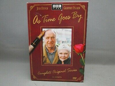 As Time Goes By - Complete Original Series (DVD, 2005, 11-Disc Set) Free Shippin