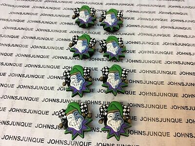 Jibbitz Set Of 8 Shoe Charms Croc Shoes New Mardi Gras Mask See Others In Store