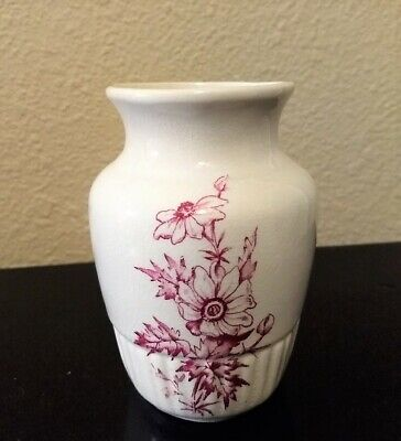 Antique Nessly Pottery Vase C 1800's Extremely Rare Item