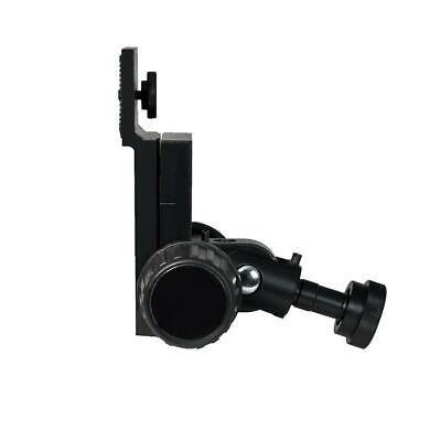 Microscope Camera Mounting Plate Focusing Rack, 50mm Focus Distance