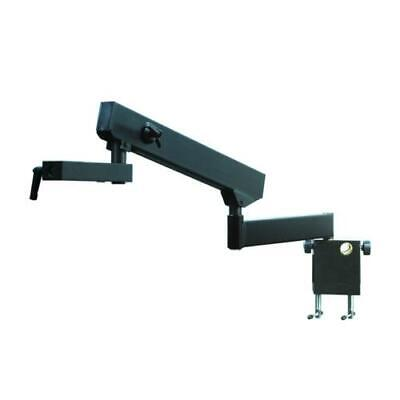 Flexible Articulating Arm with Clamp for Stereo Microscopes