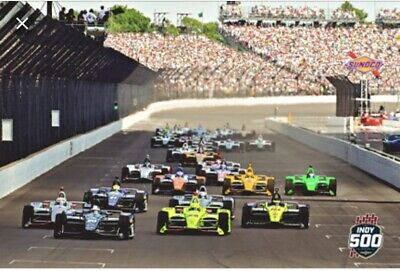 One Pair of 2019 Indianapolis Indy 500 tickets - Tower Terrace