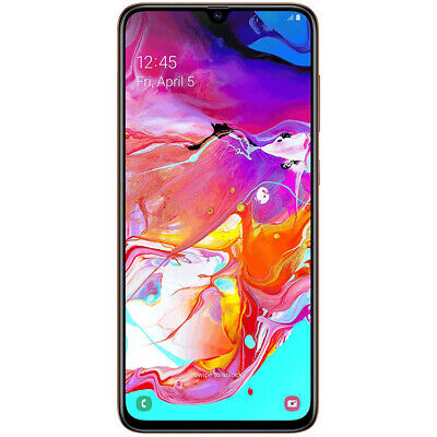 Samsung Galaxy A70 Duos (A705FN/DS) - 128 GB - Koralle