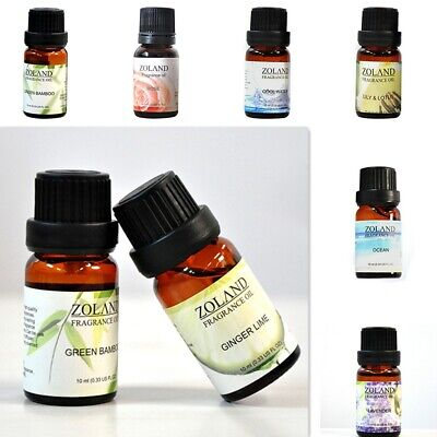 10ml Natural Essential Oils 100% Pure Aromatherapy Essential Oil Fragrance Aroma