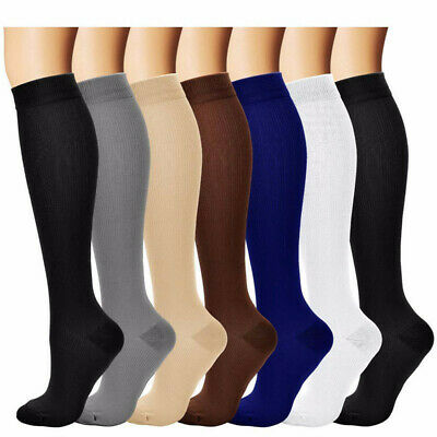 20-30 mmhg Compression Stockings Relief Support Socks Knee Leg Socks Relief Pain