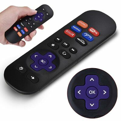 New Replacement Remote Control For Roku 1 2 3 4 Express Premiere With 6 APP