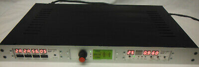 Rosendahl WIF wordclock and BIF Biphase interface