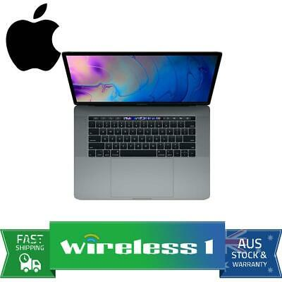 Apple 15in Macbook Pro Touch Bar 8-core 9th Gen i9 2.3GHz 512GB Space Grey
